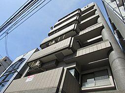 クレスト東田辺[6階]の外観