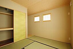施工例:畳の独...
