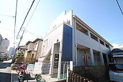 福岡県久留米市南薫西町の賃貸アパートの外観
