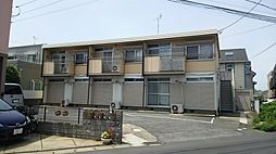 千葉県習志野市谷津6丁目の賃貸アパートの外観
