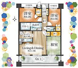 ペットとリノベ生活を 4階南向き エスポア柴田