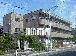 ラ・メゾン・タナカB[3階]の外観