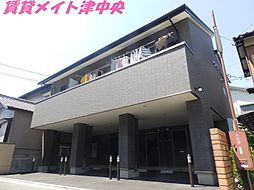 [テラスハウス] 三重県津市修成町 の賃貸【/】の外観