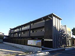 埼玉県川口市元郷2の賃貸マンションの外観
