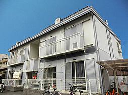 堀井ハイツ[2階]の外観