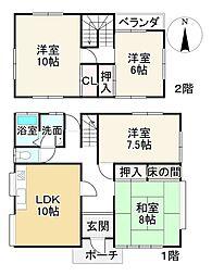 河瀬駅 1,399万円