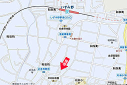 現地案内図(広...