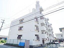 福岡県春日市白水ヶ丘4丁目の賃貸マンションの外観