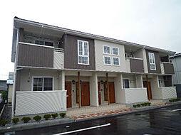 JR中央本線 下諏訪駅 バス6分 長野銀行前下車 徒歩5分の賃貸アパート