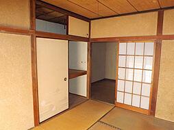 6帖和室です