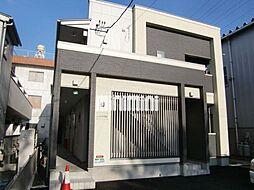 クレフラスト小鶴新田駅西C[1階]の外観