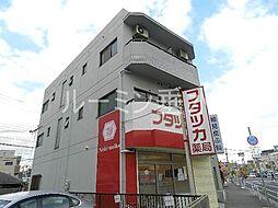 コーポ小嶋[2階]の外観