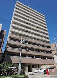 プレジオ南堀江[4階]の外観