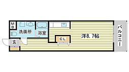 上郡駅 2.5万円