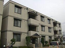 サニープラザ A棟[3階]の外観