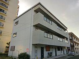マンション藤2号館[1階]の外観