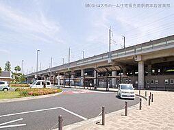 JR埼京線「南...