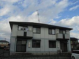 セジュールMT III[1階]の外観