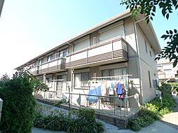 パルボナールI[102号室]の外観
