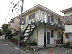 第一富士見荘[202号室]の外観