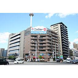 愛知県名古屋市昭和区阿由知通3丁目の賃貸マンションの外観