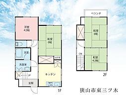 埼玉県狭山市大字東三ツ木117-1