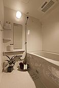追焚機能付きフルオートバス 浴室乾燥・暖房・換気機能も完備