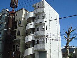 兵庫県神戸市灘区永手町1丁目の賃貸マンションの外観