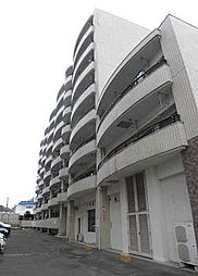 宮城県仙台市青葉区錦町2丁目の賃貸マンションの外観