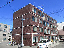 北海道札幌市東区北四十四条東13丁目の賃貸マンションの外観