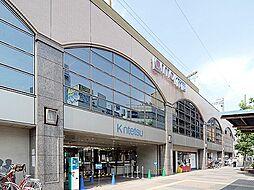 大阪府東大阪市高井田西1丁目の賃貸マンションの外観