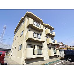 静岡県静岡市清水区八坂南町の賃貸マンションの外観