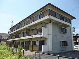 滋賀県東近江市八日市野々宮町の賃貸マンションの外観