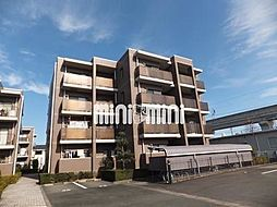 バウムコートA[4階]の外観