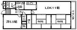 尾崎駅 5.0万円