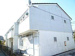 千葉県松戸市五香2丁目の賃貸アパートの外観