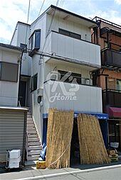 兵庫県神戸市長田区川西通4丁目の賃貸アパートの外観