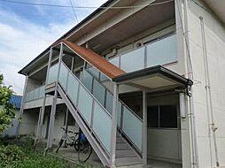 森田マンション[1階]の外観