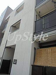 東京都墨田区向島1丁目の賃貸アパートの外観