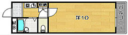 シティーライフ出丸[4階]の間取り