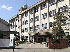 小学校浜宮小学校まで1104m