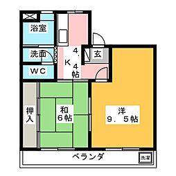 新木曽川駅 4.5万円