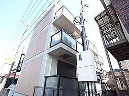 エクシード北松戸[302号室]の外観