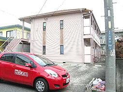 カームハウス[203号室]の外観