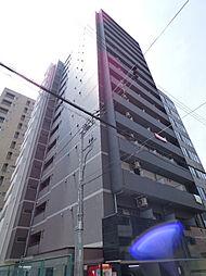 ラヴ心斎橋ウエスト[6階]の外観
