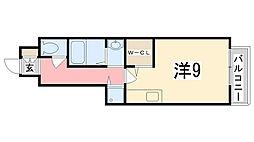 妻鹿駅 3.9万円