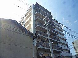 カシェット住吉[7階]の外観