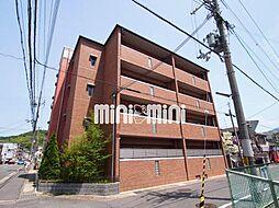京都府京都市北区上賀茂畔勝町の賃貸マンションの外観