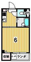 TSDマンション[105号室]の間取り