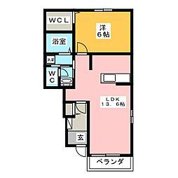 井野駅 6.0万円